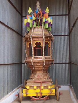 Lord Shri Brahma deity