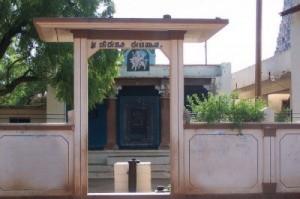 Lord Shri Choudeshwari Devi Temple