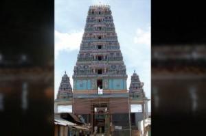Rajgopuram Front View